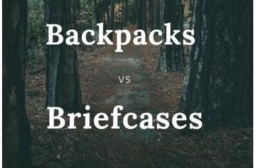The Backpack vs Briefcase Debate