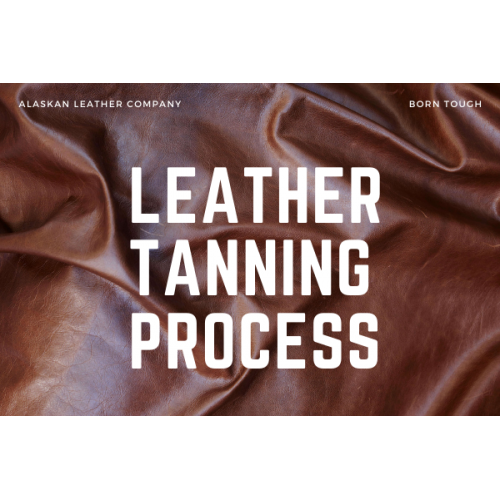 Leather Tanning Process