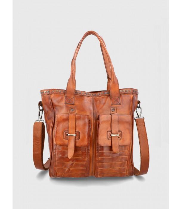 Deborah Professional Leather Handbag