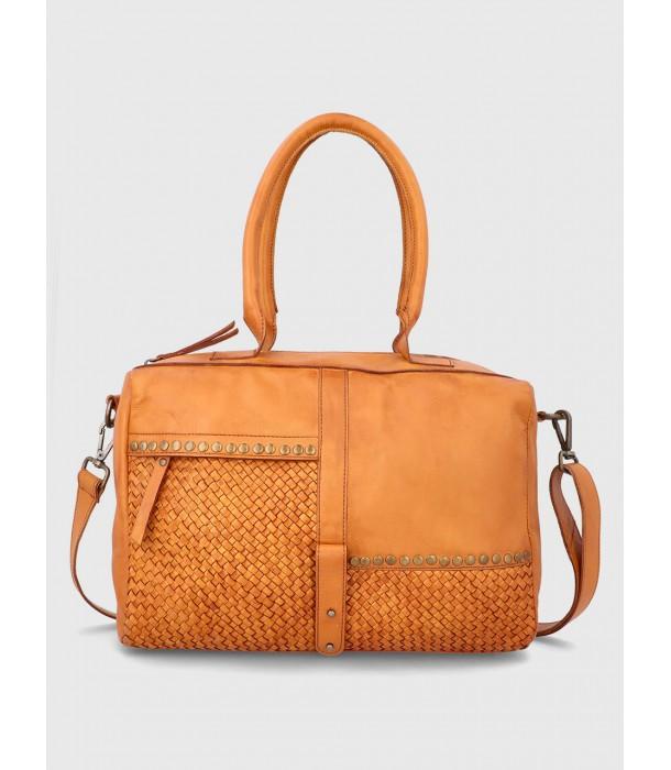 Sandy Rivet Handbag